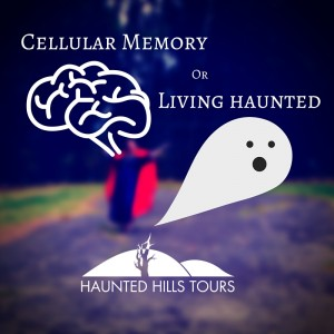 Cellular memory, living haunted,