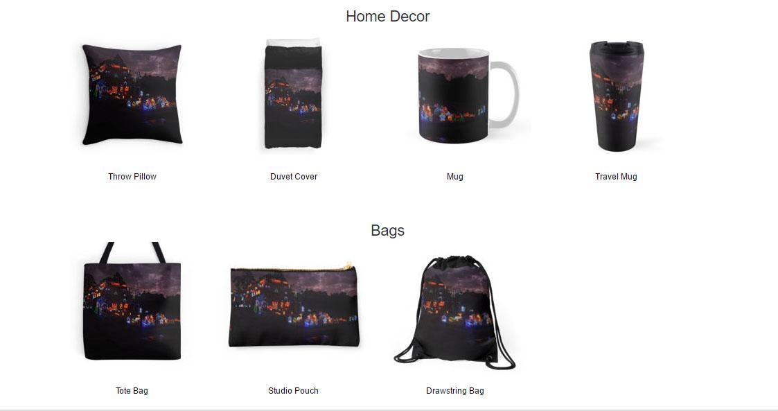 Gippsland Christmas, Christmas Gift Ideas, mugs, bags, doona,