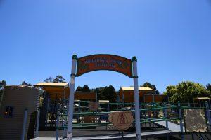 Newman Park, accessible park, station park, Traralgon, Coach St,