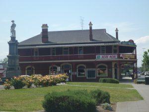 1914, Traralgon pub, Kay St, Franklin Street, historic Traralgon hotel