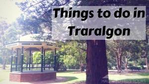 Traralgon, Latrobe Valley, shopping, walking, sight seeing, history,