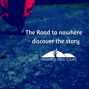 The road to nowhere, orbs have been caught on the Yallourn North Ghost Tour