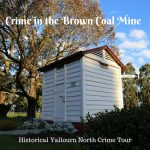 Yallourn North Lock up, gaol, prison, police cell, 1950, Latrobe Valley Tours