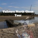 yallourn-north-ghost-tour-at-historic-bridge-on-thomson-flat, latrobe valley tours