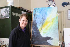 Sharon Anderson, Latrobe Valley Galleries