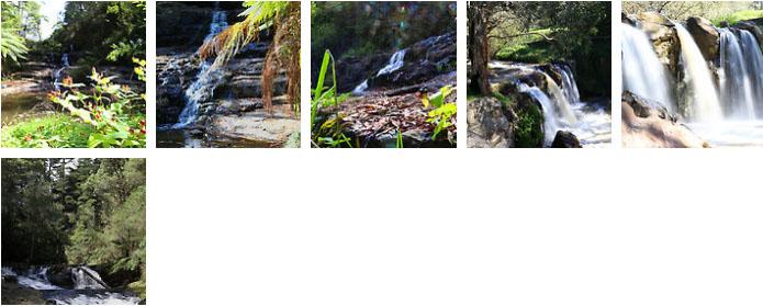 Gippsland waterfalls