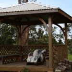 things to do Yinnar, community garden, seat, gazebo,