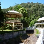 bandstand, things to do in Walhalla