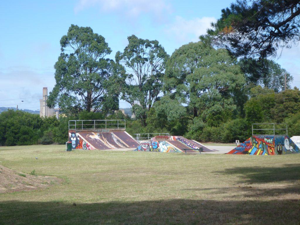 Brown Coal Mine Skate Park