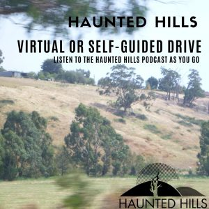 drive the haunted hills